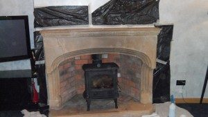 Brilliant Stone Fireplace Cleaning Restoration Services In Rugby Download Free Architecture Designs Viewormadebymaigaardcom